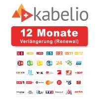 Kabelio hosszabbítás (megújítás) 12 hónap