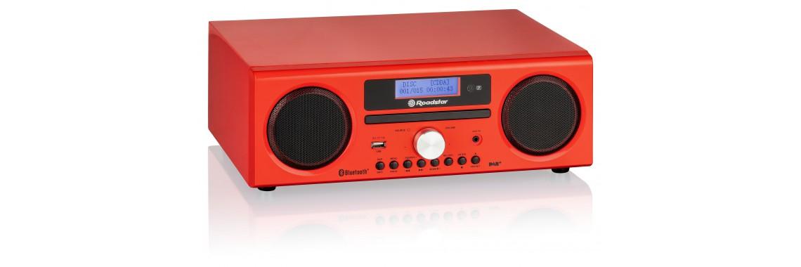 DAB + rádiók
