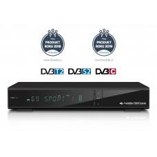 AB CryptoBox 752HD Combo DVB-T2 / S2 / C