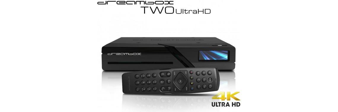 Dreambox Two Ultra HD 2x DVB-S2X MIS Tuner