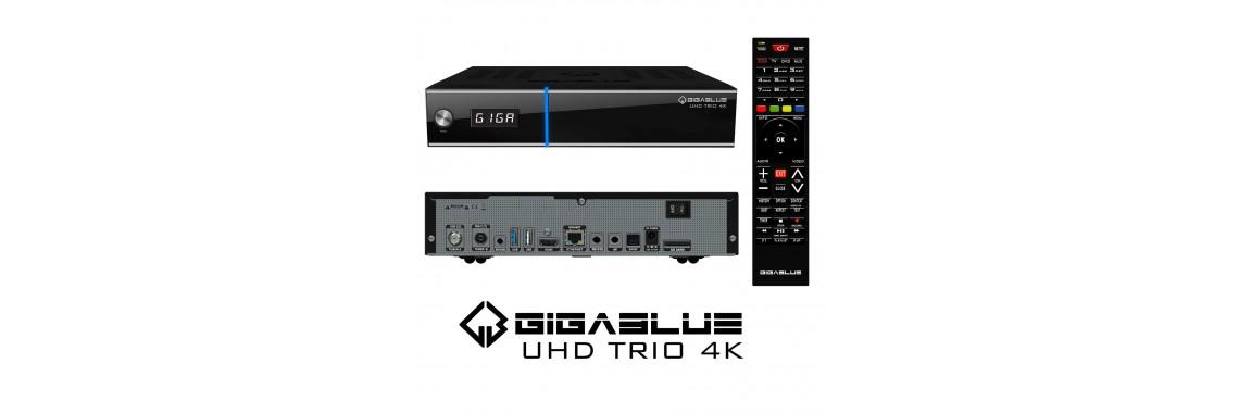 """Gigablue UHD TRIO 4"