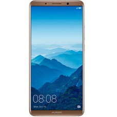 Huawei Mate 10 Pro 128GB Dual SIM okostelefon barna (Mocha Brown)