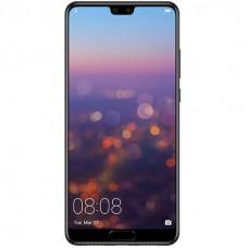 Huawei P20 128GB Dual SIM okostelefon fekete (Twilight Black)