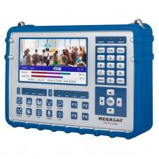 MEGASAT SAT METER HD 5 COMBO OLED DVB-S2 / S2X / C / T2 SAT / CABLE / DVB-T2 MULTISTREAM FINDER