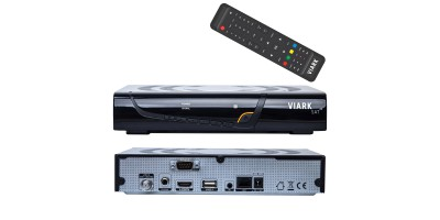 Viark Combo Full HD Sat DVB-C / T2 H.265  vevő