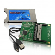 AlphaCrypt Light CI Modul R2.2 + HMP USB-CI Programozó