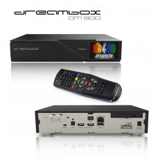 Dreambox DM900 UHD 4K  1x DVB-S2X-MS Multistream TWIN Tuner készülék