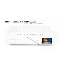 Dreambox DM900 UHD 4K E2 Linux 1x DVB-S2 FBC TWIN Tuner Fehér