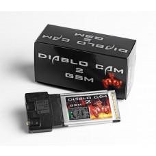 Diablo Cam 2 GSM CI Modul Szett