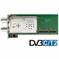 Octagon DUAL Twin DVB-C/T2 HD Tuner  SF4008 4K UHD