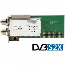Octagon DUAL Twin DVB-S2X Tuner  SF4008 4K