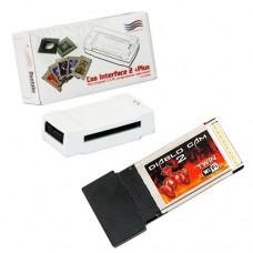 Diablo Cam 2.6 WiFi modul + Cas 2 Plus + Kabel