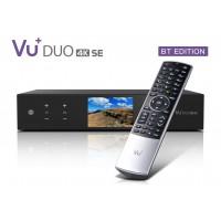 VU + Duo 4K SE BT 1x DVB-S2X FBC / 1x DVB-C FBC PVR Linux UHD 2160p vevő