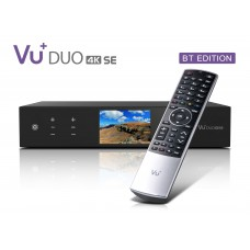 Vu + Duo 4K SE BT 1x DVB-C FBC / 1x DVB-T2 Dual vevö