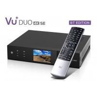 VU + Duo 4K SE BT 2x DVB-C FBC tuner PVR Linux UHD 2160p vevő